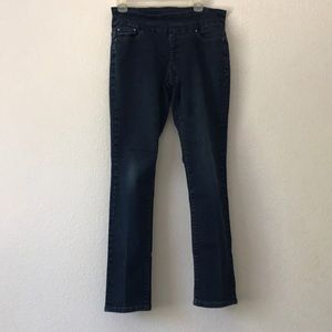 Women's jag jeans high rise slim leg
